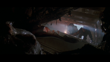 Alien 3 BD-409 EEV Interior