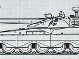 M40 Ridgway Heavy Tank