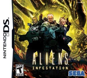 Aliens-Infestation