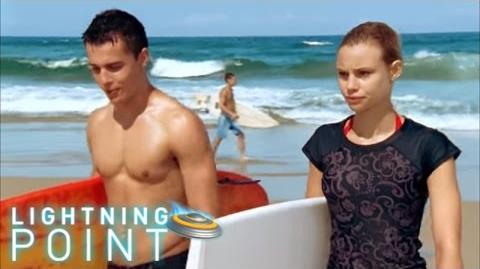 Lightning Point Alien Surfgirls S1 E4 Feelings