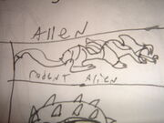 Rodent alien