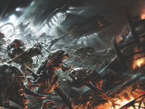 Aliens vs Predator World Tree War
