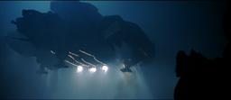 Nostromo landing on LV-426