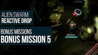 Alien Swarm Reactive Drop (PC) - Bonus Mission 5 Gameplay Playthrough