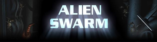 Alien Swarm title