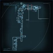Cargo Elevator Descent
