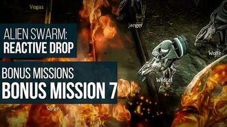 Alien Swarm Reactive Drop (PC) - Bonus Mission 7 Gameplay Playthrough