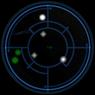 Patch radar button