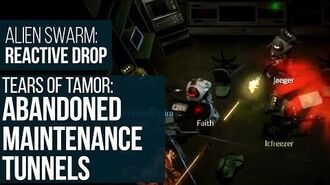 Alien Swarm Reactive Drop (PC) - Tears of Tamor Abandoned Maintenance Gameplay Playthrough