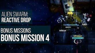 Alien Swarm Reactive Drop (PC) - Bonus Mission 4 Gameplay Playthrough
