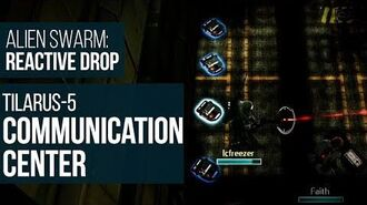 Alien Swarm Reactive Drop (PC) - Tilarus-5 Communication Center Gameplay Playthrough
