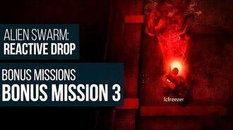 Alien Swarm Reactive Drop (PC) - Bonus Mission 3 Gameplay Playthrough