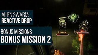 Alien Swarm Reactive Drop (PC) - Bonus Mission 2 Gameplay Playthrough