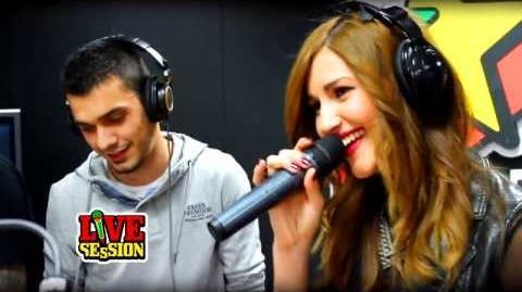 Vescan & Alina & DJ Wicked - LIVE Session