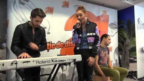 Alina Eremia - Rude (Magic!)