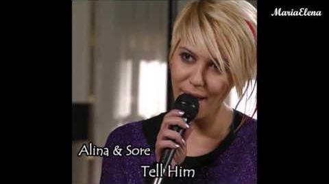 Alina Eremia & Sore - Tell him (Cover Lala Band)