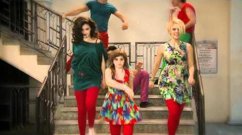 "LaLa Band - ""Don't Stop Believing"" (cover) in ""Pariu cu viata"""