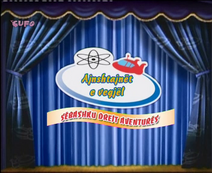 Little Einsteins - title card (Albanian)