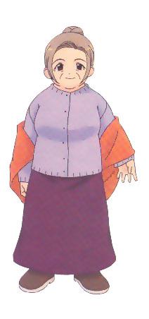 Grandmotehr