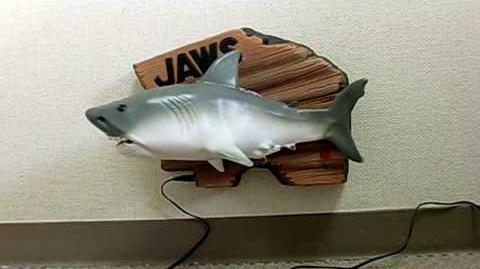 Jaws The Singing Shark