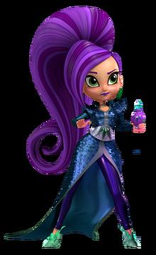 Shimmer and Shine Zeta the Sorceress