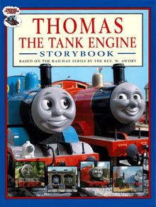 ThomastheTankEngineStorybook