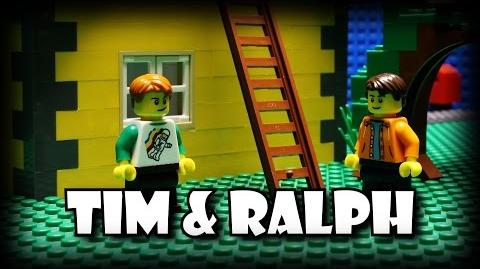 Tim and Ralph- Locked Out