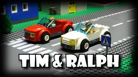 Tim and Ralph- The Race