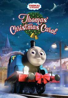 Thomas'ChristmasCarolDVDcover
