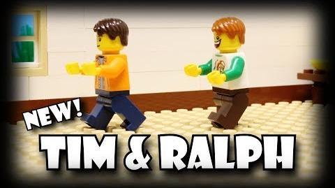 Tim and Ralph- Tag