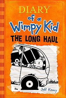 220px-Diary of a Wimpy Kid The Long Haul