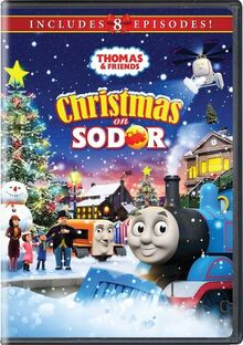 ChristmasOnSodorDVD