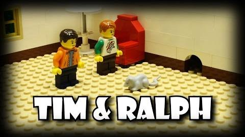 Tim and Ralph Mouse Trap