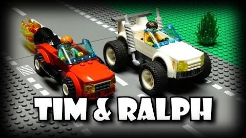 Tim and Ralph- The Rematch
