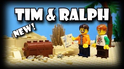 Tim and Ralph- Treasure Hunt