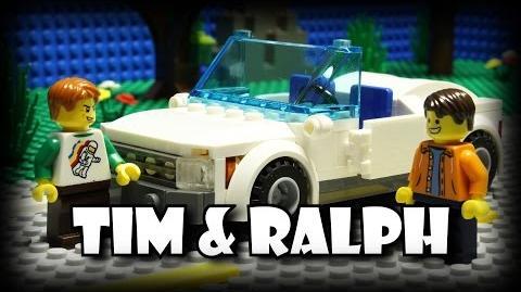 Tim and Ralph- Break Down