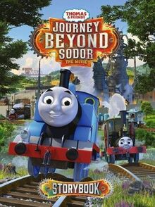 JourneyBeyondSodor-TheMovieStorybook