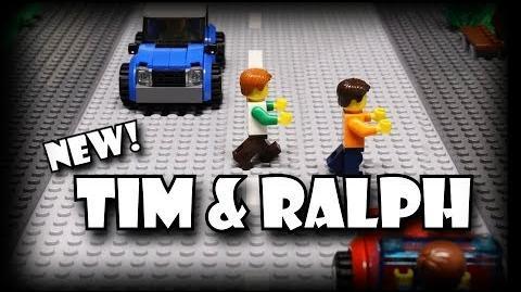 Tim and Ralph- Copycat