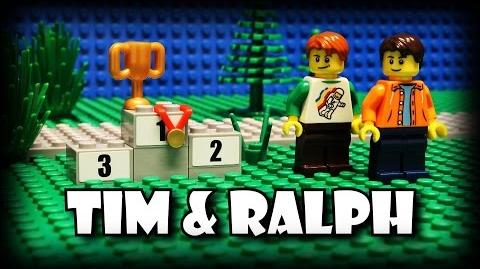 Tim and Ralph- Track and Field
