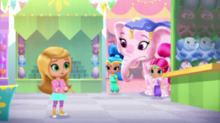 Shimmer and Shine My Secret Genies