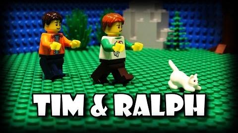 Tim and Ralph- Cat Escape