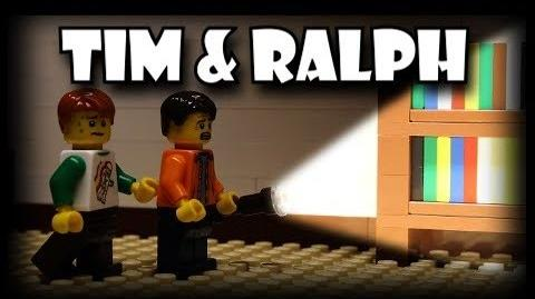 Tim and Ralph- Power Outage