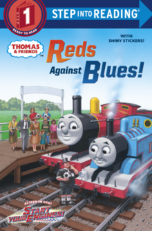 RedsAgainstBlues!