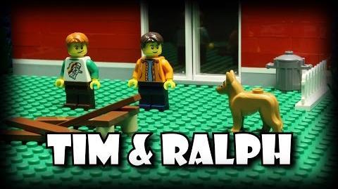 Tim and Ralph- Dog House