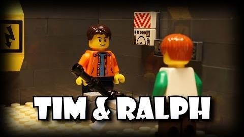 Tim and Ralph- Time Machine