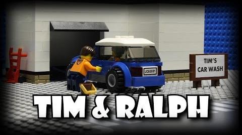 Tim and Ralph- Car Wash