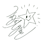 Hinaki Shinjō Autograph