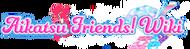 Aikatsu-friends-wiki-wordmark