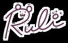 Ruli Tamaki Autograph