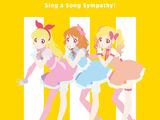 "TV Anime/Data Carddass ""Aikatsu on Parade!"" Featured Songs - Sing a Song Sympathy!"